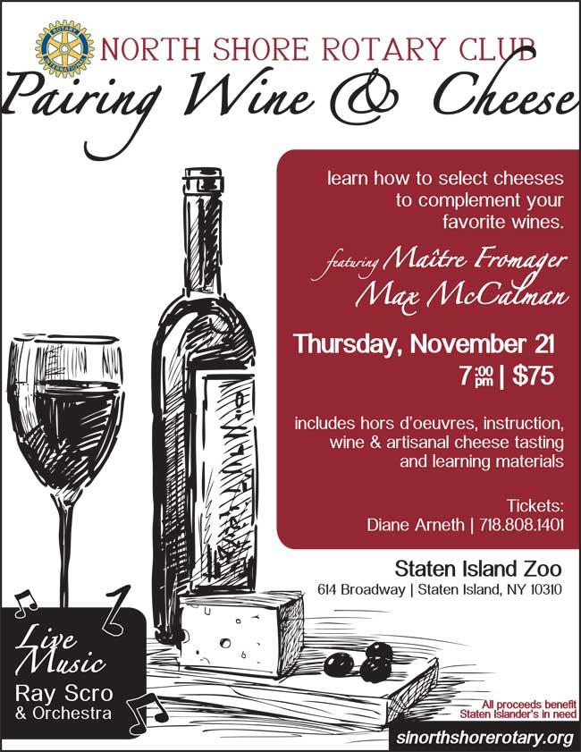 Pairing Wine & Cheese