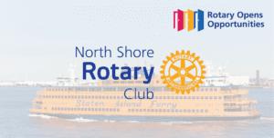 North Shore Rotary Weekly Meeting @ Virtual Meeting - Zoom